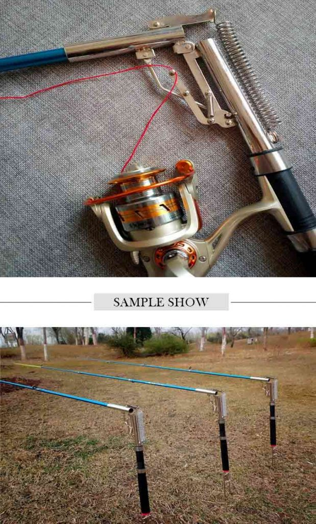 Wholesale Cheap Glass Steel Automatic Freshwater Fishing Rod